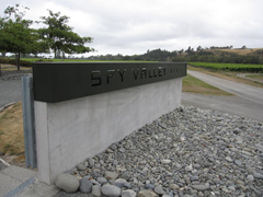 Spy Valley Wines, Marlborough, New Zealand