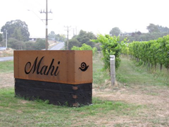 Mahi Winery, Marlborough, New Zealand